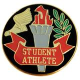 Student Athlete Award Pin