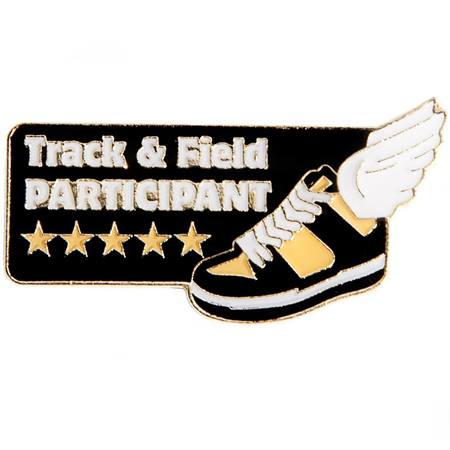 Track & Field Award Pin 5/1