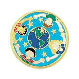 Diversity Award Pin - Kids Around the World