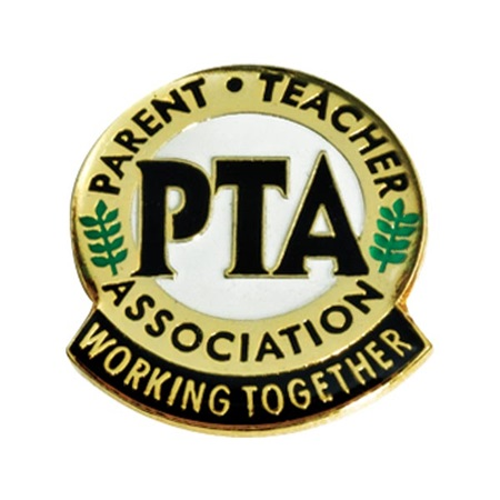 PTA Award Pin - Working Together