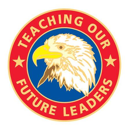 Teaching Our Future Leaders Pin