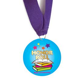 Custom Medallion- Honor Roll Books