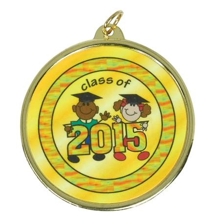 Holographic Class of 2015 Medallion
