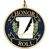 Glitter Medallion - Honor Roll
