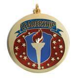 Glitter Medallion - Leadership