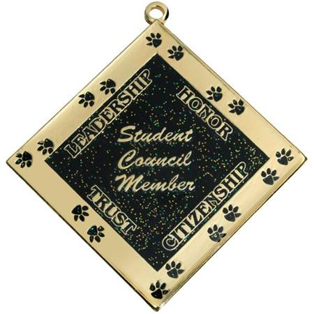 Diamond Medallion - Student Council