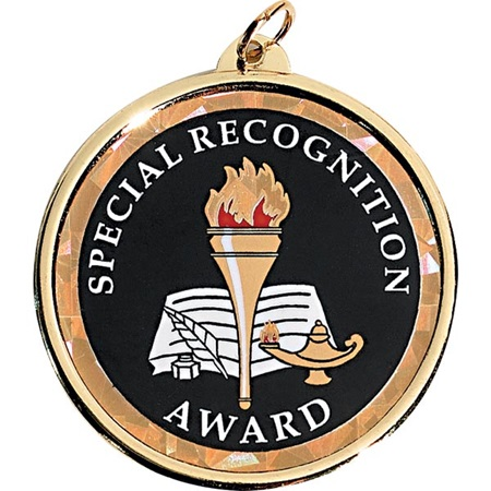 Holographic Medallion - Special Recognition