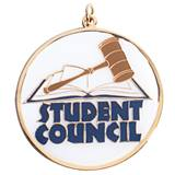 Student Council/Gavel Medallion