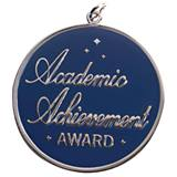 Academic Achievement Award Medallion