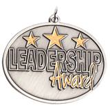 Leadership Award Oval Medallion