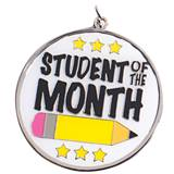 Student of the Month/Pencil Medallion