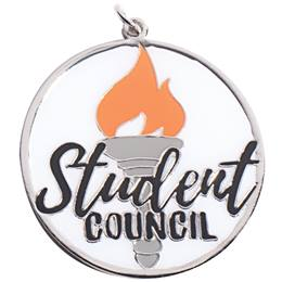 Student Council/Torch Medallion