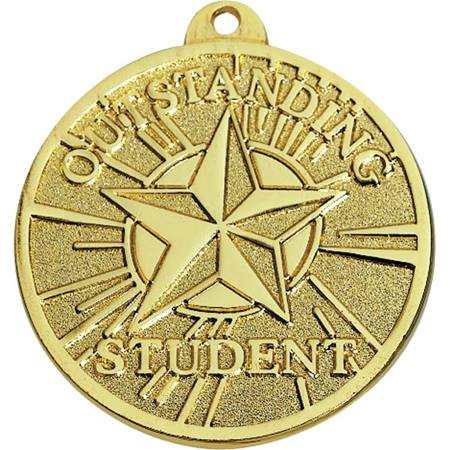 Award Medallion - Outstanding Student