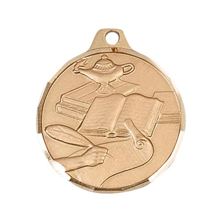 Award Medallion - School