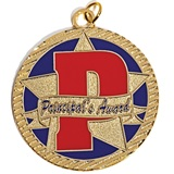 Principals Award Medallion