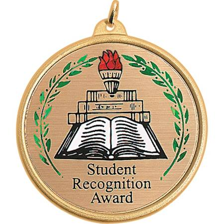 Holographic Medallion - Student Recognition Award