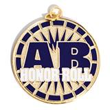 AB Honor Roll Magnet Medallion