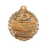 Recognition Medallion – Reading Award