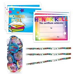 Mega Award Set - Honor Roll, 180 pieces/set