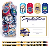 Academic Excellence Award Pack