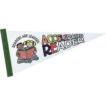 Accelerated Reader Pennant