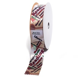 Deluxe Custom Award Ribbon Roll - Reading