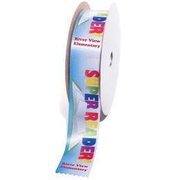 Custom Award Ribbon Roll - Super Reader