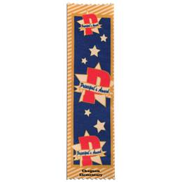 Full-color Custom Ribbon - Principal's Award