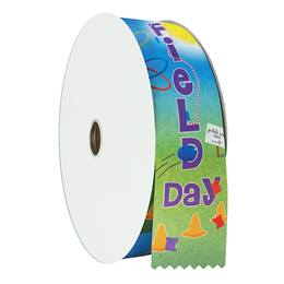 Full-color Ribbon Roll - Field Day