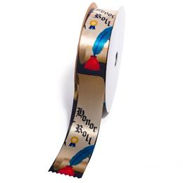 Deluxe Award Ribbon Roll - Honor Roll