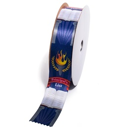 Deluxe Award Ribbon Roll - Principal's List