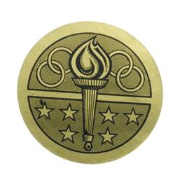 Gold Torch Award Sticker