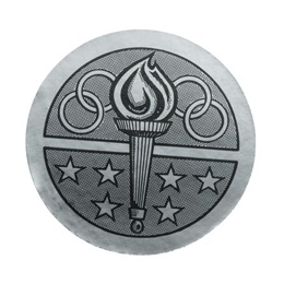 Silver Torch Award Sticker