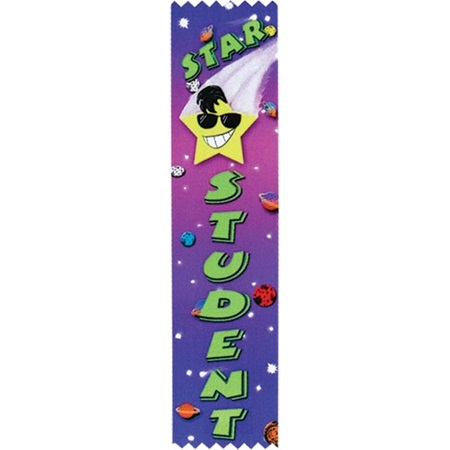 Award Ribbon - Star Student