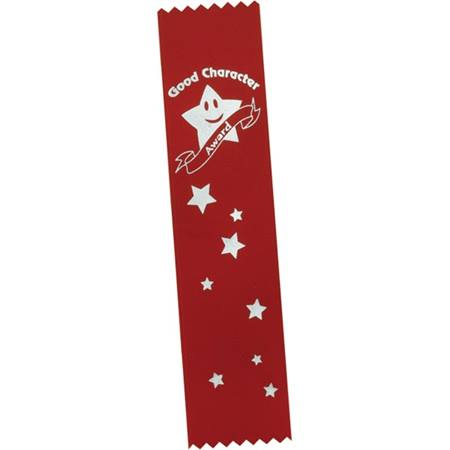 Award Ribbon - Good Character