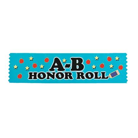 Award Ribbon - A-B Honor Roll