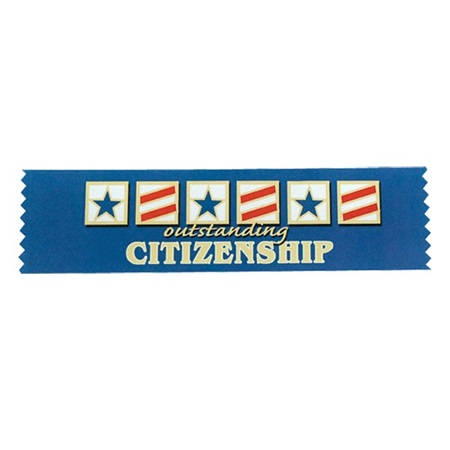 Award Ribbon - Citizenship