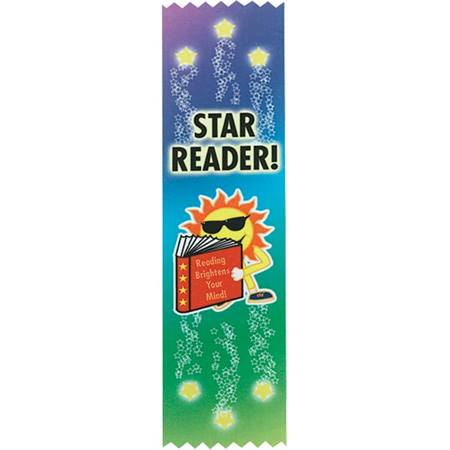 Award Ribbon - Star Reader