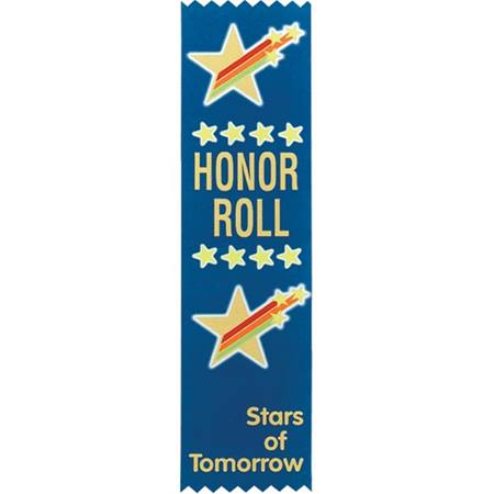 Award Ribbon - Honor Roll