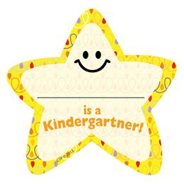 Award Badge - Kindergarten