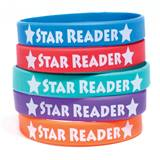 Award Wristband Assortment - Star Reader