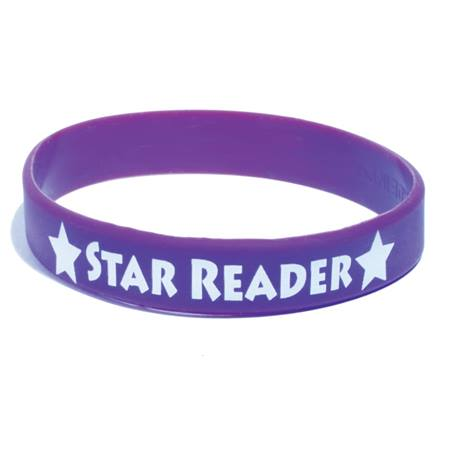 Award Wristband - Star Reader