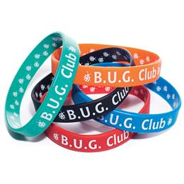 Two-way Wristband - BUG Club