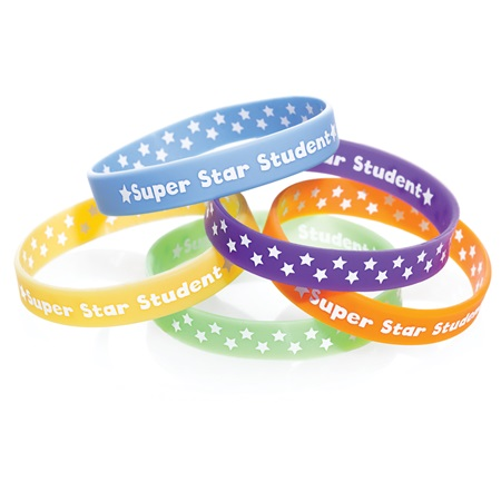 Two Way Wristband - Super Star Student