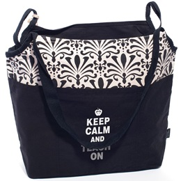 Appreciation Tote Bag - Keep Calm and Teach On