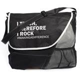Messenger Bag -  I Teach Therefore I Rock