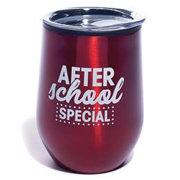 Stemless Steel Tumbler - After School Special