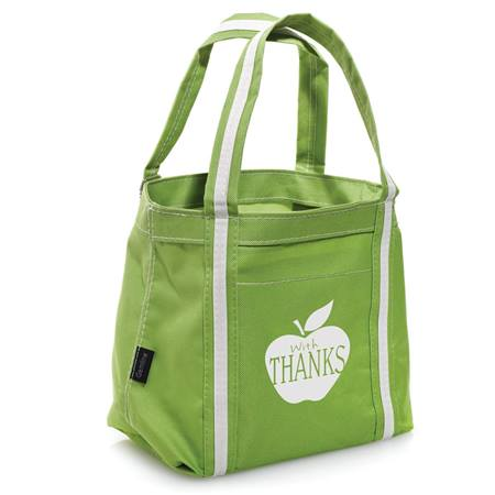 Teacher Appreciation Mini Tote - With Thanks