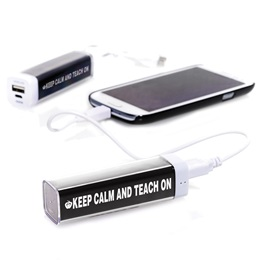 Phone Charger - Keep Calm and Teach On