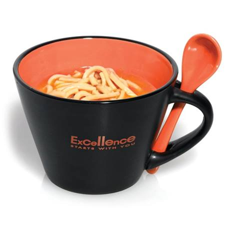 Spooner Soup Mug - Excellence Starts With You